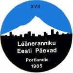 1985 Portland, OR logo