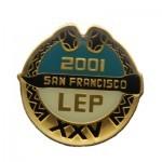 2001 San Francisco, CA
