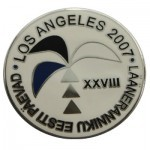 2007 Los Angeles, CA logo